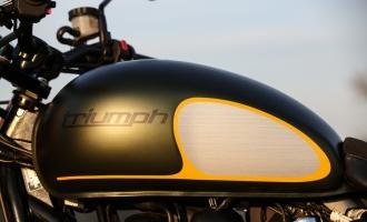 Adesivi serbatoio Triumph Scrambler B-Aggressive