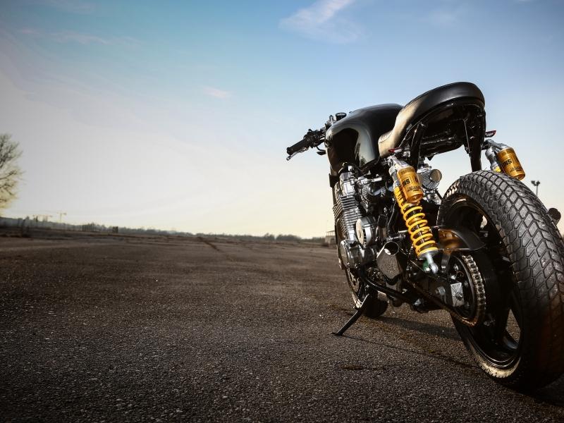 La Seven Fifty provata su Motociclismo