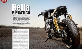 Honda CB750 Cafè Racer by Fabbris Moto - Motociclismo