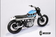 Yamaha SR400 by KEDO