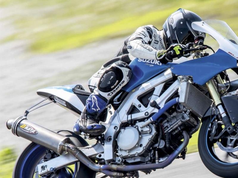 Sapere Volare - Fabbris Intervista su Motociclismo