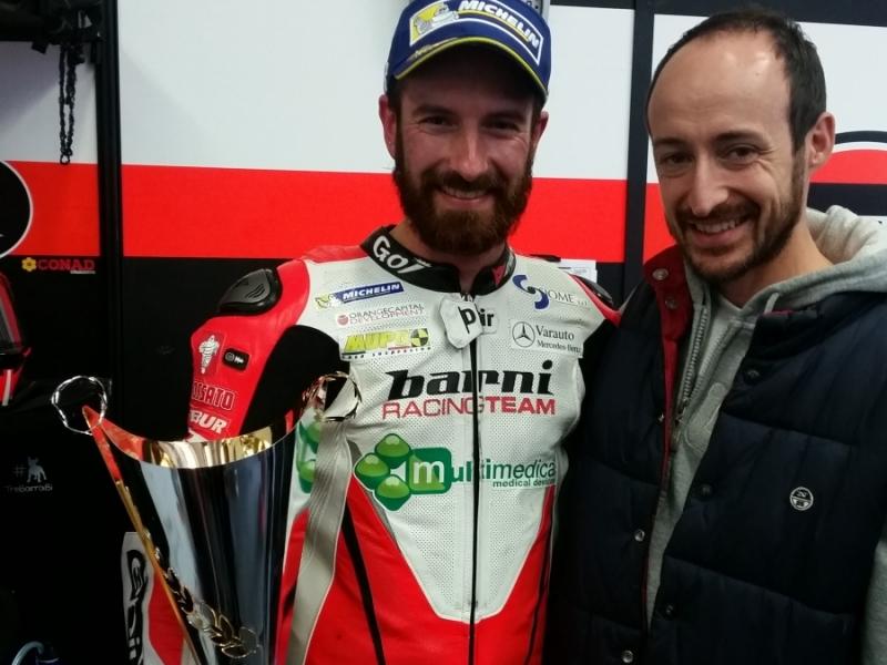 Ultimo Round Campionato Italiano Velocità al Mugello