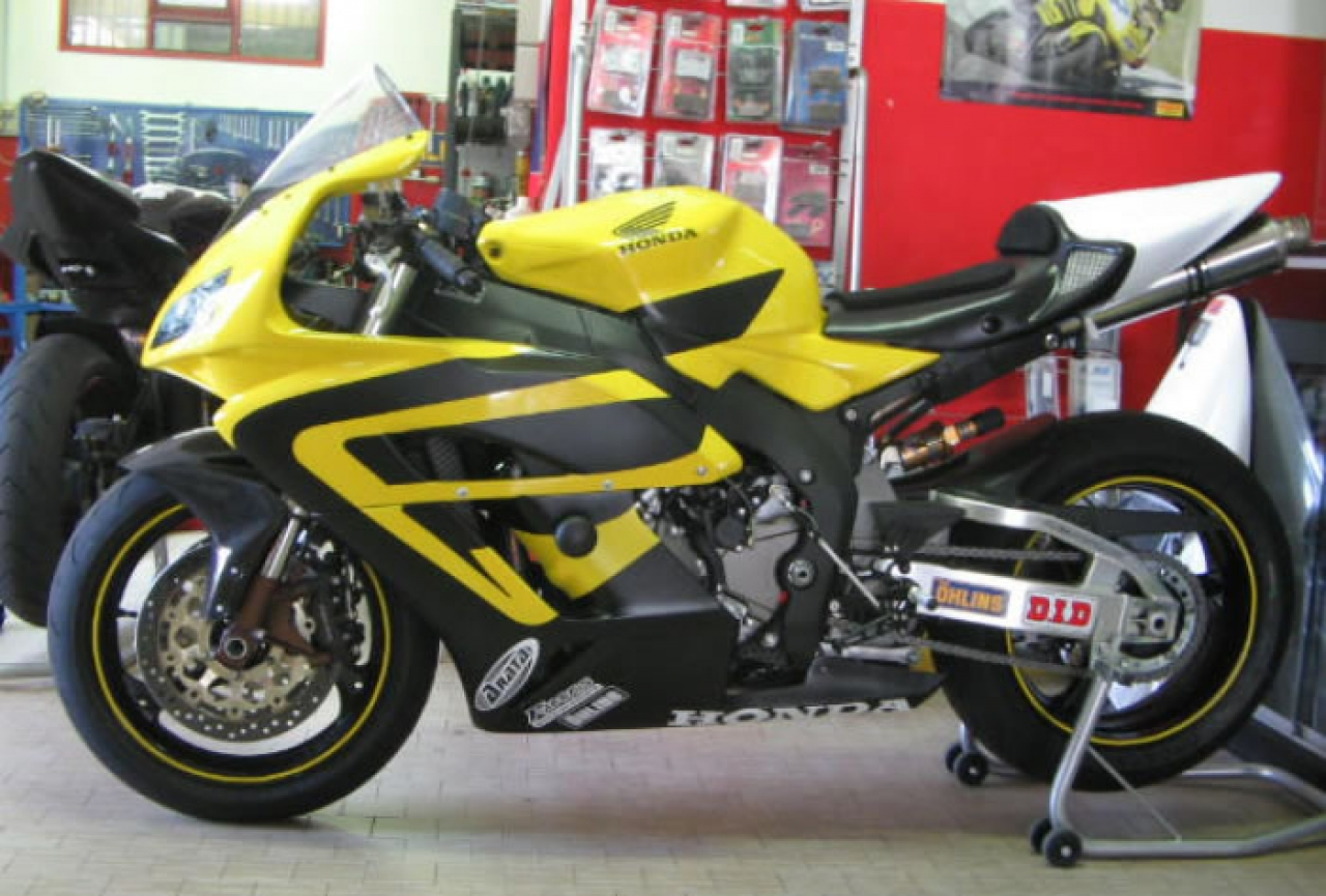 Fabbris Moto Honda Cbr 1000rr 2005